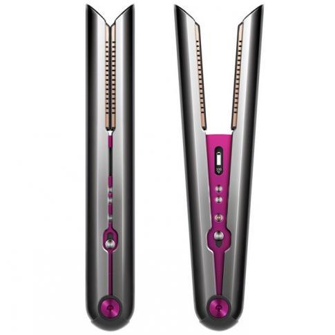 Выпрямитель для волос Dyson Corrale HS03 Фуксия-Никель - Lookstore (1)