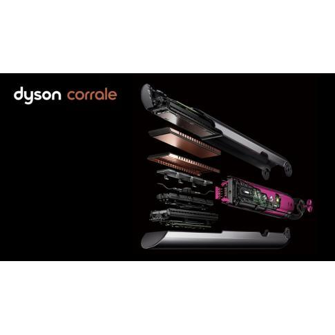 Выпрямитель для волос Dyson Corrale HS03 PRO Черный-Пурпурный - Lookstore (5)