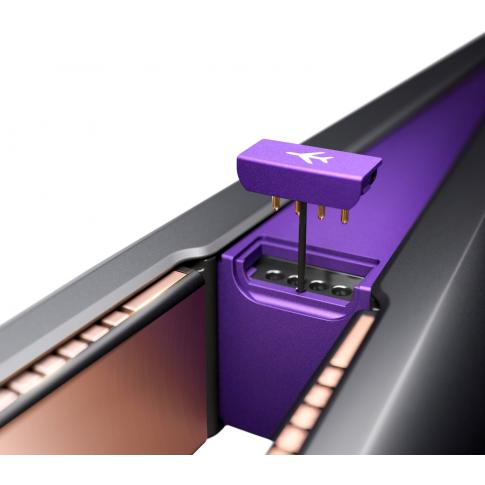Выпрямитель для волос Dyson Corrale HS03 PRO Черный-Пурпурный - Lookstore (4)