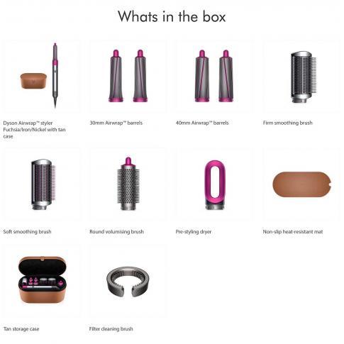 Стайлер Dyson Airwrap набор для различных типов волос - Lookstore (4)