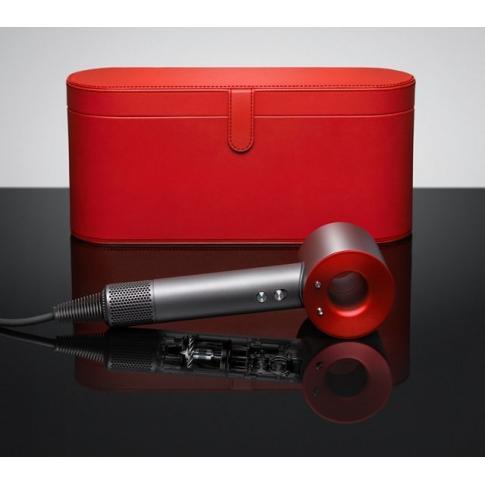 Фен Dyson Supersonic Красный в красном чехле - Lookstore (4)