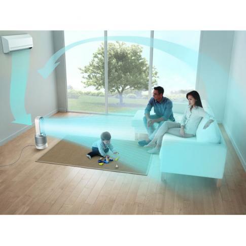 Очиститель воздуха Dyson НР00 Pure Hot + Cool - Lookstore (5)