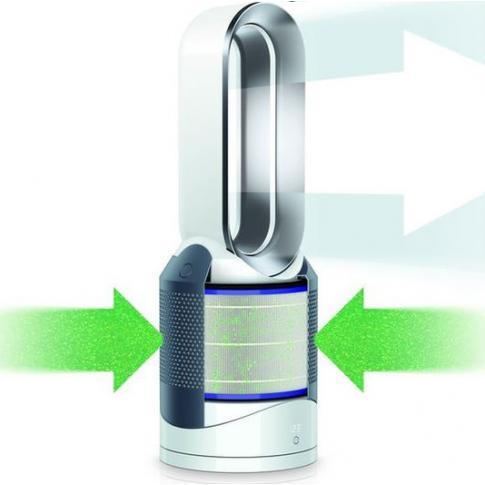 Очиститель воздуха Dyson НР00 Pure Hot + Cool - Lookstore (2)