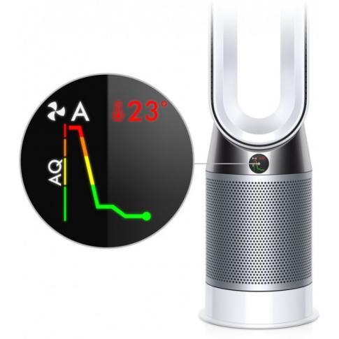 Очиститель воздуха Dyson Pure Hot + Cool HP05 - Lookstore (3)