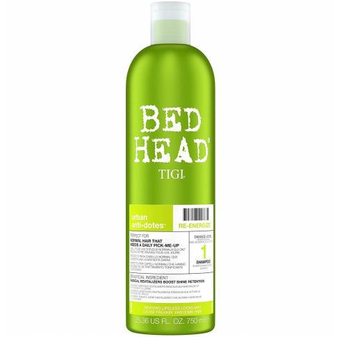 Urban Anti+dotes Re-Energize Шампунь для нормальных волос уровень 1 750 ml - Lookstore (1)