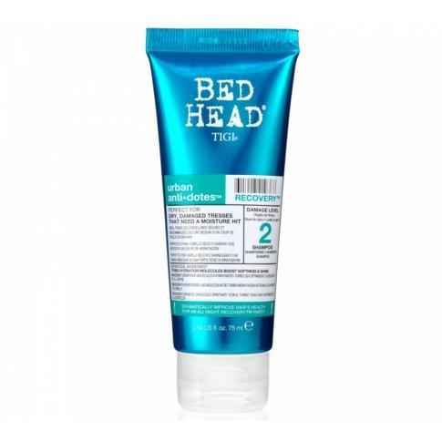 Urban Anti+dotes Recovery Шампунь для поврежденных волос уровень 2 Travel size 75 ml - Lookstore (1)