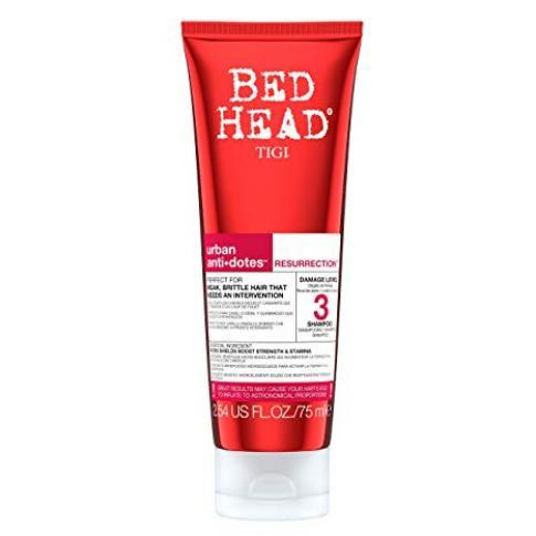 Urban Anti+dotes Resurrection Шампунь для сильно поврежденных волос уровень 3 Travel size 75 ml - Lookstore (1)