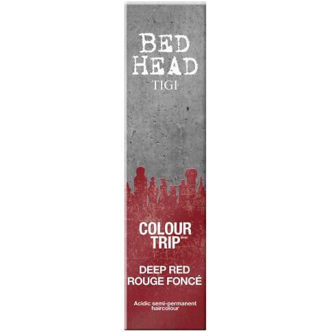 Тонирующий Гель для волос TIGI BED HEAD COLOUR TRIP 90 ml Тёмно-Красный - Lookstore (1)