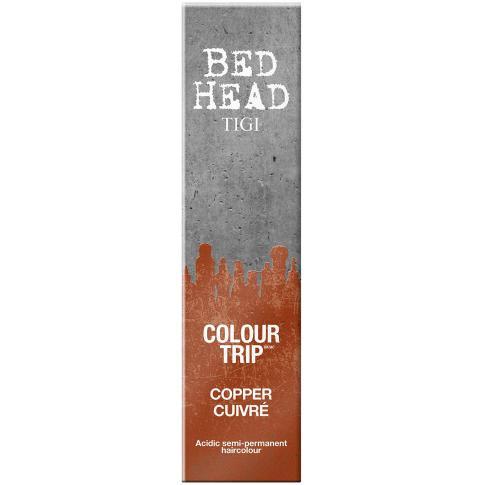 Тонирующий Гель для волос TIGI BED HEAD COLOUR TRIP 90 ml Медный - Lookstore (1)
