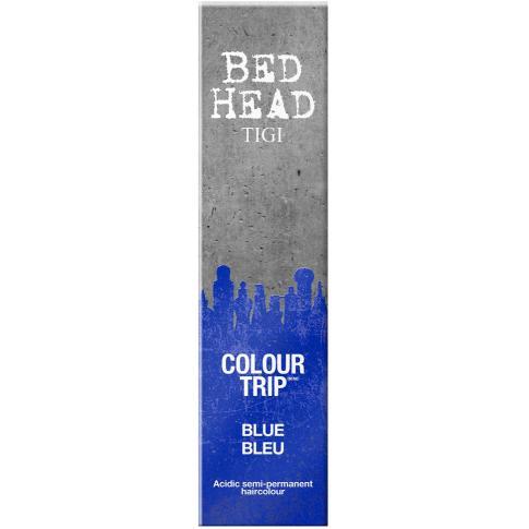 Тонирующий Гель для волос TIGI BED HEAD COLOR TRIP 90 ml Синий - Lookstore (1)