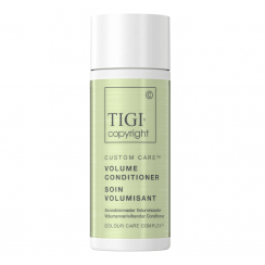 Кондиционер для объема TIGI COPYRIGHT CUSTOM CARE™ VOLUME CONDITIONER 12X50МЛ TRAVEL SIZE | Lookstore.kz