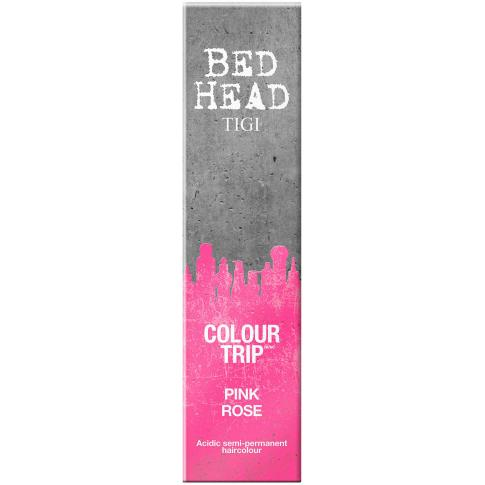Тонирующий Гель для волос TIGI BED HEAD COLOUR TRIP 90 ml Розовый - Lookstore (1)