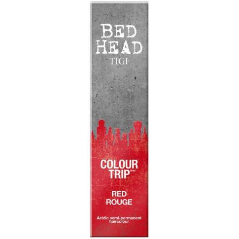 Тонирующий Гель для волос TIGI BED HEAD COLOUR TRIP 90 ml Красный - Lookstore (1)