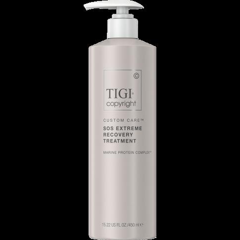 Профессиональная восстанавливающая сыворотка для экстремально поврежденных волос TIGI COPYRIGHT CUSTOM CARE™ SOS EXTREME RECOVERY TREATMENT450мл - Lookstore (1)