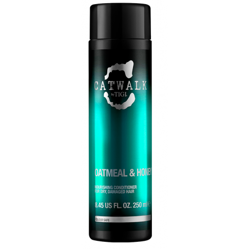 Кондиционер для питания сухих и ломких волос TIGI Catwalk Oatmeal & Honey 250 ml - Lookstore (1)