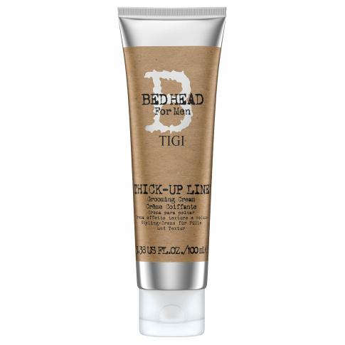 Крем для укладки волос TIGI Bed Head for Men Thick-Up-Line Grooming Cream 100ml - Lookstore (1)