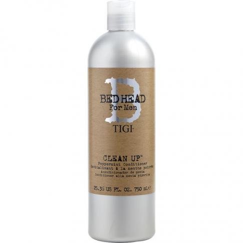 Мятный кондиционер для волос TIGI Bed Head for Men Clean Up Peppermint Conditioner 750ml - Lookstore (1)