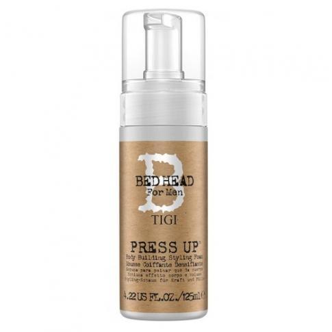 Пена для придания плотности волосам TIGI Bed Head for Men Press Up 125ml - Lookstore (1)