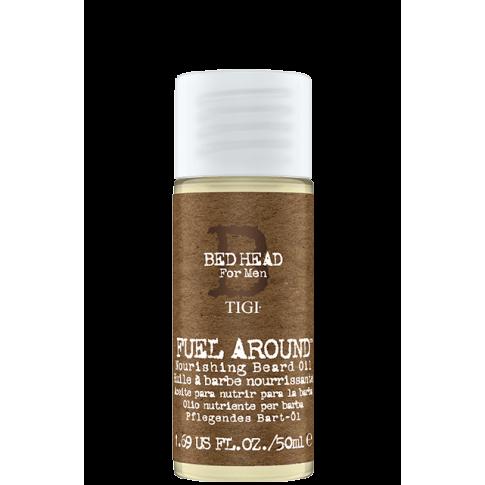 Питательное масло для бороды TIGI Bed Head for Men Fuel Around Beard Oil 50 ml - Lookstore (1)