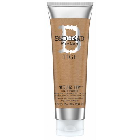 Шампунь-детокс TIGI Bed Head for Men Wise Up Scalp Shampoo 250 ml - Lookstore (1)