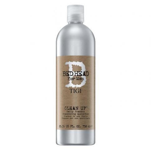 Шампунь для ежедневного применения TIGI Bed Head for Men Clean Up 750 ml - Lookstore (1)