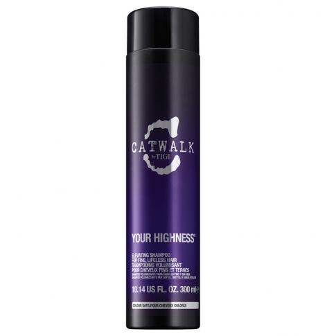 Шампунь для придания объема волосам TIGI Catwalk Your Highness 300 ml - Lookstore (1)