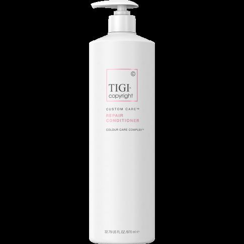 Кондиционер для волос восстанавливающий TIGI COPYRIGHT CUSTOM CARE™ REPAIR CONDITIONER 970мл - Lookstore (1)