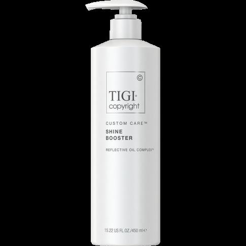Концентрированный крем-бустер для волос, усиливающий блеск TIGI COPYRIGHT CUSTOM CARE™ SHINE BOOSTER450мл - Lookstore (1)