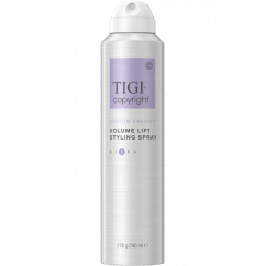 Спрей-мусс для придания объема волосам TIGI COPYRIGHT CUSTOM CARE™ VOLUME LIFT SPRAY MOUSSE 240мл | Lookstore.kz