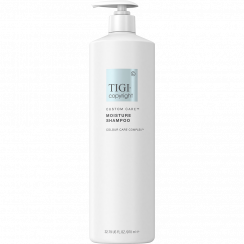 Увлажняющий шампунь TIGI COPYRIGHT CUSTOM CARE™ MOISTURE SHAMPOO 970мл | Lookstore.kz