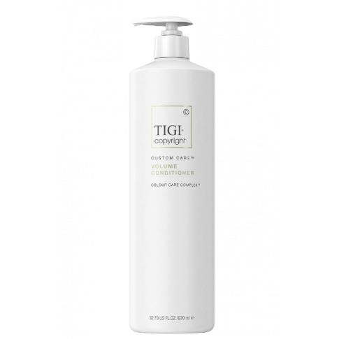 Кондиционер для объема TIGI COPYRIGHT CUSTOM CARE™ VOLUME CONDITIONER 970мл - Lookstore (1)