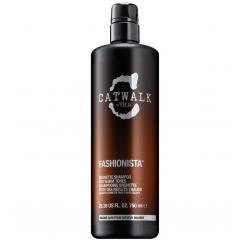 Тонирующий шампунь для брюнеток TIGI Catwalk Fashionista Brunette 750 ml | Lookstore.kz