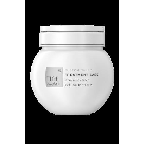 Универсальная крем-основа для создания индивидуального ухода за волосами TIGI COPYRIGHT CUSTOM CARE™ TREATMENT BASE750мл - Lookstore (1)