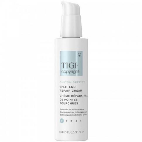 Восстанавливающий крем против ломких секущихся волос TIGI COPYRIGHT CUSTOM CARE™ SPLIT END REPAIR 90 мл - Lookstore (1)