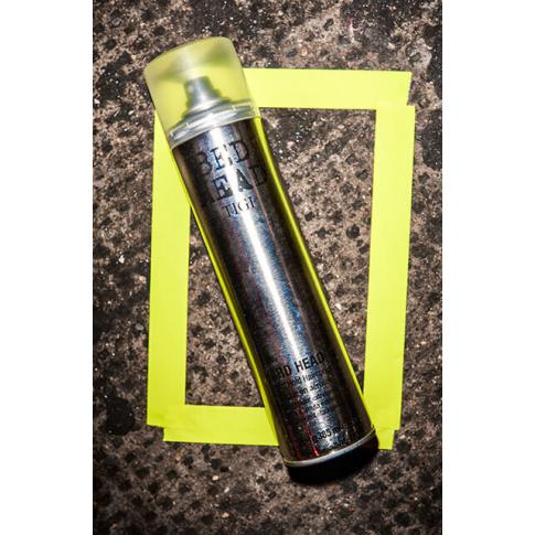 Лак Hard Head суперсильной фиксации волос TIGI TRAVEL SIZE 101 ml - Lookstore (2)