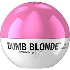 Dumb Blonde Текстурирующий крем для укладки волос, блеска и защиты от влаги 50 ml | Lookstore.kz