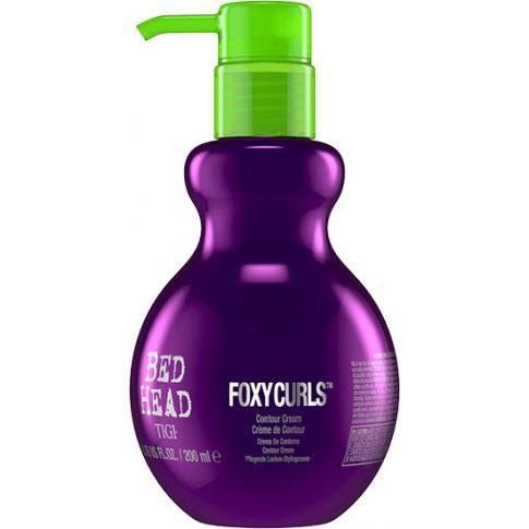 Дефинирующий крем для вьющихся волос BED HEAD Foxy Curls 200мл - Lookstore (1)