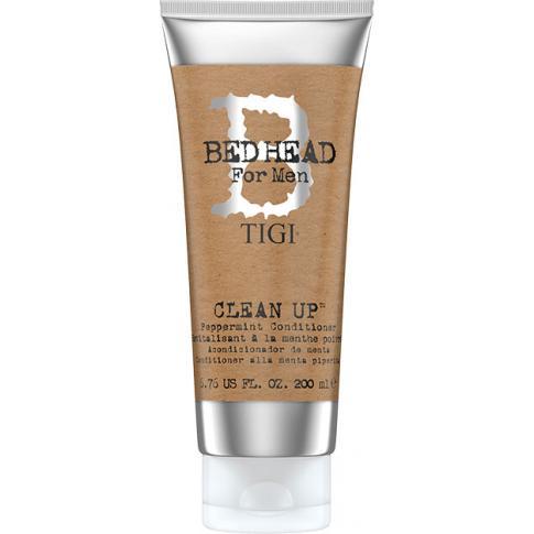 Мятный кондиционер для волос TIGI Bed Head for Men Clean Up Peppermint Conditioner 200 ml - Lookstore (1)