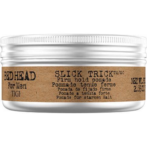 Гель-помада для волос сильной фиксации TIGI Bed Head for Men Slick Trick Pomade 100 ml - Lookstore (1)