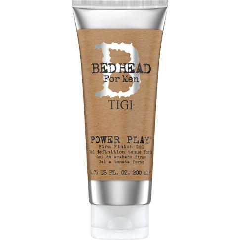 Гель для волос сильной фиксации TIGI Bed Head for Men Power Play Firm Finish Gel 200 ml - Lookstore (1)