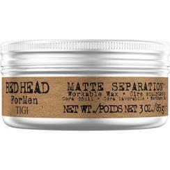 Воск для волос TIGI Bed Head for Men Matte Separation Workable Wax 85 g | Lookstore.kz