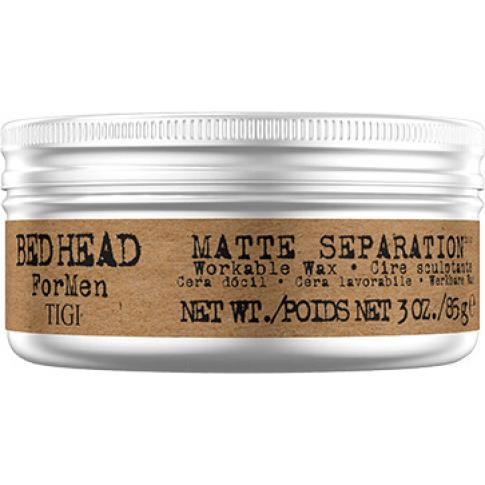 Воск для волос TIGI Bed Head for Men Matte Separation Workable Wax 85 g - Lookstore (1)